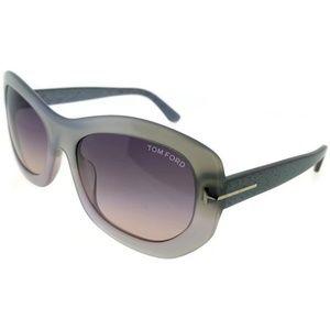 Tom Ford FT0382-80B AMY Women's Sunglasses